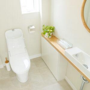 トイレのリフォーム箇所は?