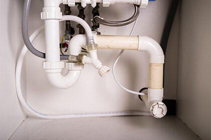 排水管の水漏れ・つまり